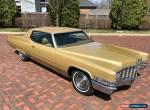 1969 Cadillac DeVille for Sale