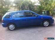 Nissan Pulsar Q (1998) 5D Hatchback Manual (1.6L - Multi Point F/INJ) Seats for Sale