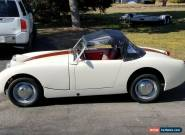 1958 Austin Healey Sprite for Sale