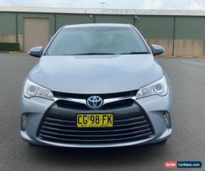 Classic 2016 Toyota Camry Altise AVV50R Hybrids  for Sale