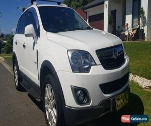 Classic Holden Captiva Series 2 -  2012 for Sale