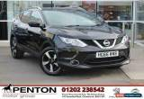 Classic 2017 Nissan Qashqai 1.2 DIG-T N-Vision 5dr (18in Alloys) for Sale