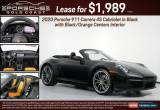 Classic 2020 Porsche 911 Carrera 4S for Sale