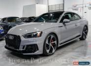 2018 Audi RS5 2.9T quattro for Sale
