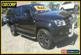 Classic 2012 Volkswagen Amarok 2H MY12.5 TDI420 Trendline (4x4) Black Automatic 8sp A for Sale
