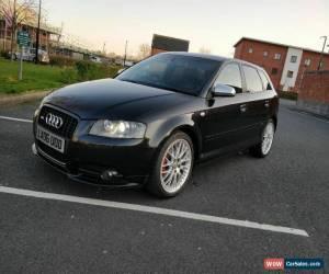 Classic Audi A3 2.0 TDi, S-Line, DSG *PAN ROOF* for Sale