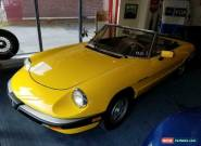 1983 Alfa Romeo Spider Veloce Spider 2.0 Injected for Sale
