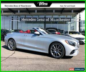 Classic 2019 Mercedes-Benz S-Class S 560 Cabriolet S-Class S560a for Sale