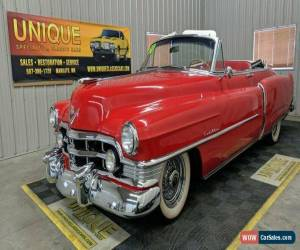 Classic 1950 Cadillac Series 62 Convertible for Sale