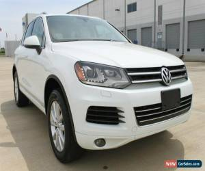 Classic 2013 Volkswagen Touareg VR6 SPORT NAVIGATION CAMERA HEATED SEATS BLUETOOTH for Sale
