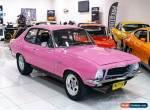 1972 Holden Torana LJ GTR Pink Automatic 3sp A Sedan for Sale
