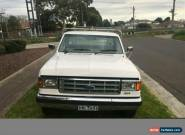 1992 Ford F250 TRAYBACK White Automatic A Trayback for Sale