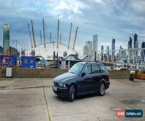 Classic BMW 530i 5 series E39 Automatic Touring Wagon Estate for Sale