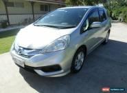 Honda 2014 FIT wagon JAZZ . HYBRID 74,000k  for Sale