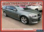 2016 Holden Commodore VF II SV6 Grey Automatic 6sp A Wagon for Sale