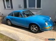 1971 Porsche 911 911T for Sale