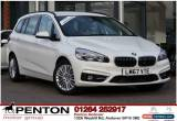Classic 2017 BMW 2 Series Gran Tourer 1.5 218i Luxury Gran Tourer (s/s) 5dr for Sale