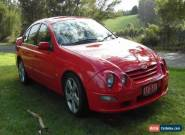 Ford AU XR8 Series 2 for Sale