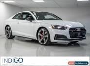 2019 Audi S5 3.0T Premium for Sale