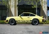 Classic 1975 Porsche 911 for Sale