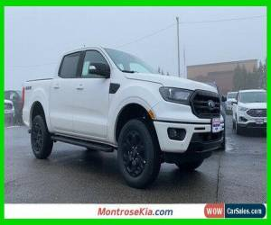 Classic 2019 Ford Ranger Lariat for Sale
