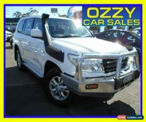Classic 2010 Toyota Landcruiser VDJ200R 09 Upgrade GXL (4x4) White Automatic 6sp A for Sale