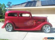 1934 Chevrolet sedan for Sale