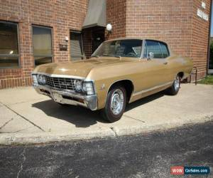 Classic 1967 Chevrolet Caprice for Sale