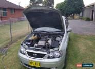 Ford Fairmont Ghia (2003) 4D Sedan Automatic (4L - Multi Point F/INJ) 5 Seats for Sale