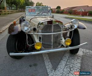 Classic 1929 Mercedes-Benz Other Gazelle Convertable for Sale