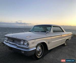 Classic 1963 Ford Galaxie for Sale