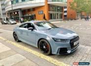 2018 Audi TT S 1.8 TFSI 40 Black Edition S Tronic (s/s) 3dr TTRS lookalike  for Sale
