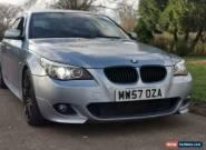 2008 BMW 5 Series 535D 3.0 M SPORT 4DR 310 BHP LCI M5 Saloon Diesel Manual for Sale