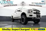 Classic 2020 Ford F-150 Shelby SuperCharged 770+ HP for Sale