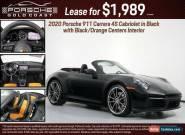 2020 Porsche 911 Carrera 4S for Sale