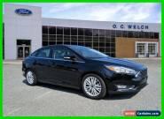 2018 Ford Focus Titanium for Sale