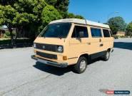 1985 Volkswagen Bus/Vanagon Westfalia for Sale