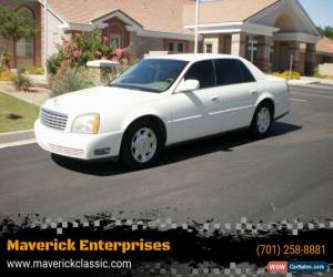 Classic 2002 Cadillac DeVille Base 4dr Sedan for Sale