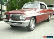 1962 Pontiac Bonneville for Sale
