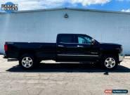 2015 Chevrolet Silverado 2500 4x4 LTZ 4dr Crew Cab LB for Sale