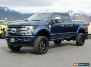 2019 Ford F-350 PLATINUM for Sale