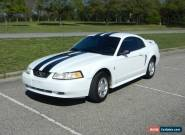 2000 Ford Mustang for Sale