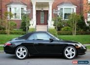 2001 Porsche 911 Carrera 2dr Cabriolet Convertible 2-Door H6 3.4L for Sale