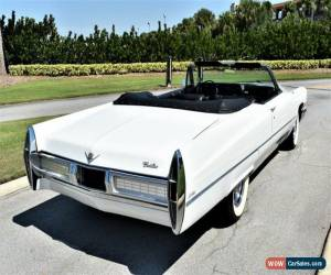 Classic 1967 Cadillac DeVille for Sale