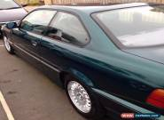 BMW. 320i. 1991cc. COUPE. 1995, 1 YR MOT, VERY RARE CAR FOR SALE. for Sale