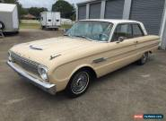 1962 Ford Falcon Futura Coupe xk xl xm  xp  for Sale