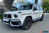 Classic 2020 Mercedes-Benz G-Class 63 AMG for Sale