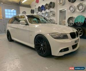 Classic 2011 BMW 3 Series 320d M Sport Touring F.S.H + SAT NAV + LOW MILEAGE for Sale