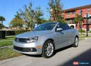 2012 Volkswagen Eos Komfort for Sale
