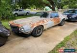 Classic 1970 Chevrolet Camaro for Sale